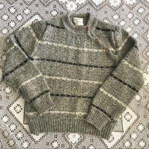 Vintage Marisa Christina wool chunky knit sweater